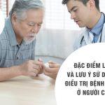 Đặc điểm lâm sàng và thuốc điều trị đái tháo đường do tuổi già