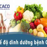 Chế độ dinh dưỡng ảnh hưởng như thế nào đến bệnh nhân Gout?