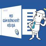 [Bệnh tiểu đường]- 5 mẹo cần biết để giảm lượng đường trong máu hiệu quả