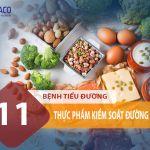 [BỆNH TIỂU ĐƯỜNG] 11 loại thực phẩm hàng đầu cho mức đường trong máu ổn định