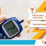 Sự thay đổi lượng đường trong máu: Nguyên nhân - Triệu chứng - Các điều trị