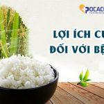 Gạo và bệnh gút: Cách lựa chọn gạo cho bệnh nhân Gút