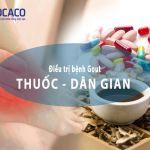 Điều trị bệnh Gout bằng thuốc & công thức nấu ăn dân gian