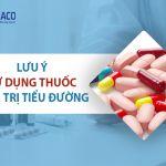 [ Bệnh tiểu đường ] Những điều bạn cần lưu ý khi dùng thuốc