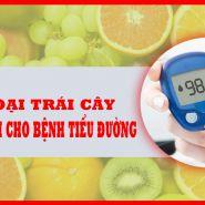 9 loại trái cây tốt nhất cho bệnh nhân tiểu đường