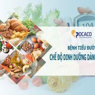 Dinh dưỡng hợp lý là một thành phần thiết yếu trong việc điều trị bệnh tiểu đường