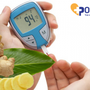 Lợi ích của gừng đối với bệnh tiểu đường loại 2 – NHỮNG GÌ BẠN CẦN BIẾT?