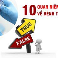 10 quan niệm sai lầm về việc điều trị bệnh tiểu đường