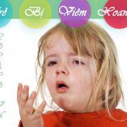Viêm xoang trẻ em- Nỗi lo lắng của cha mẹ
