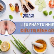 [Bệnh Gout ] Những phương pháp tự nhiên cho việc điều trị tuyệt đối không được bỏ qua