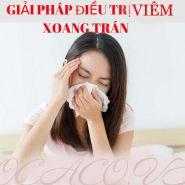 Cách điều trị bệnh viêm xoang trán-Cách nào tốt?