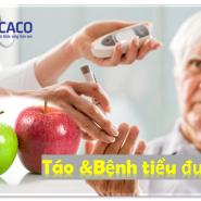 Táo có ảnh hưởng đến bệnh tiểu đường và lượng đường trong máu như thế nào?