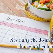 [THÔNG TIN] Chế độ ăn uống khoa học & hợp lý cho người bệnh tiểu đường