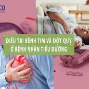 [Bệnh tiểu đường] Bệnh tim và đột quỵ: Đâu là giải pháp điều trị