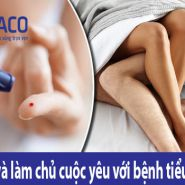 Tình dục: Sống và làm chủ cuộc yêu với bệnh tiểu đường