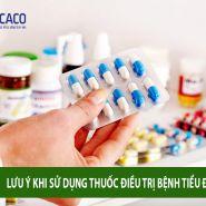 Thuốc điều trị bệnh tiểu đường & Những lưu ý khi sử dụng