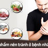 Thực phẩm nên tránh với bệnh gút: Tất cả những điều bạn nên quan tâm