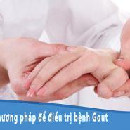 Làm thế nào để điều trị và loại bỏ nguyên nhân của cơn đau bệnh Gout?
