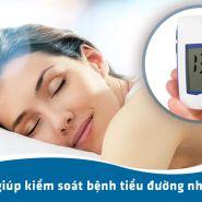 Giấc ngủ giúp kiểm soát bệnh tiểu đường như thế nào?