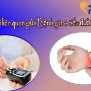 Bệnh gút & các vấn đề sức khỏe liên quan bạn cần quan tâm