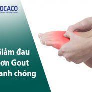 Cách chữa bệnh gout và giảm đau nhanh chóng.