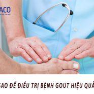 Bệnh Gout: Phải làm sao để điều trị các cơn đau bệnh Gout