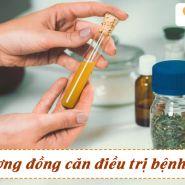 Tìm thuốc vi lượng đồng căn phù hợp cho bệnh gút