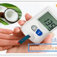 """Biện pháp khắc phục tại nhà cho bệnh tiểu đường - Sức mạnh """"DẦU DỪA"""""""