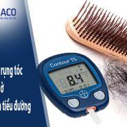 Vấn đề rụng tóc ở bệnh tiểu đường