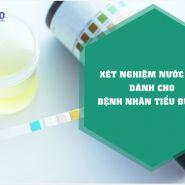 Xét nghiệm nước tiểu bệnh tiểu đường