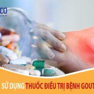 Thuốc chữa bệnh gout cấp tính - Bạn nên lưu ý điều gì khi sử dụng?