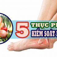 5 loại thực phẩm hàng đầu giúp bạn kiểm soát bệnh gút. Hãy thử ngay lúc này