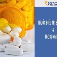 Thuốc điều trị bệnh Gout và tác dụng phụ của nó