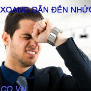 Viêm xoang dẫn đến nhức mắt - Triệu chứng bạn cần phải biết