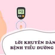 Lời khuyên dành cho bà mẹ mắc bệnh tiểu đường thai kỳ