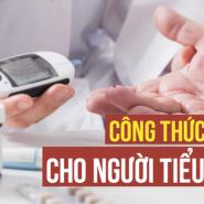Liệu pháp bổ sung cho điều trị bệnh tiểu đường – Những đánh giá liên quan