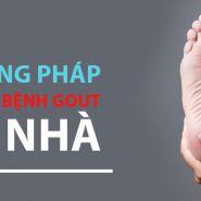 Điều gì giúp chống lại bệnh gout? Các biện pháp khắc phục tại nhà