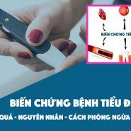 [Bệnh tiểu đường] Đâu là hậu quả? Làm thế nào để phòng ngừa và điều trị biến chứng