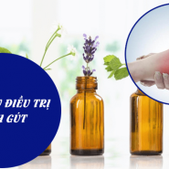 Cách điều trị bệnh gút bằng tinh dầu