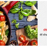 Thay đổi chế độ ăn uống của bạn – Biện pháp an toàn để sống chung với bệnh gút hiệu quả