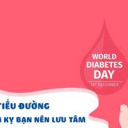 Các triệu chứng ban đầu & Những điều cấm kỵ đối với bệnh nhân tiểu đường