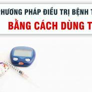 Kiểm soát lượng đường trong máu với phương pháp điều trị bằng thuốc
