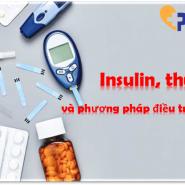 Insulin, thuốc và phương pháp điều trị bệnh tiểu đường khác