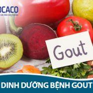 Làm sao để chế độ dinh dưỡng là liệu pháp hiệu quả của việc điều trị bệnh Gout
