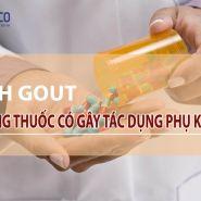 [ Bệnh gout ] Bạn cần chú ý những tác dụng phụ này khi uống thuốc điều trị