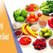 Chế độ ăn kiêng dành cho bệnh nhân Gout
