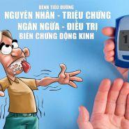 Bệnh tiểu đường và động kinh: Đó là gì? Các triệu chứng như thế nào?