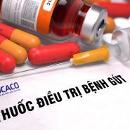 Thuốc điều trị bệnh gút: Phân loại - tác dụng phụ và cách phòng ngừa