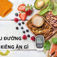 Khuyến nghị! 5+ thực phẩm phù hợp cho người bệnh tiểu đường