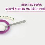 Hiểu biết về nguyên nhân và cách bạn có thể phòng ngừa bệnh tiểu đường